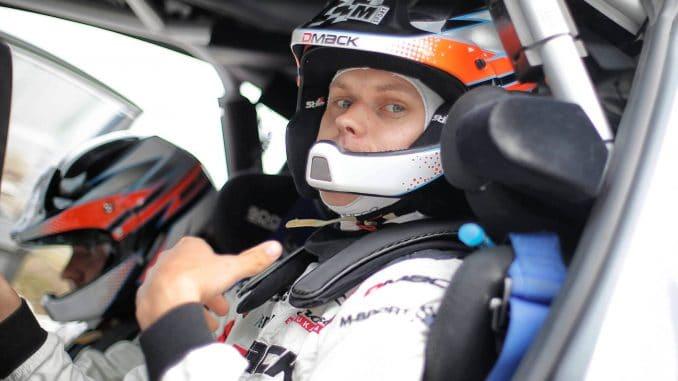 Ott Tanak chez Toyota en 2018 avec Latvala et Lappi