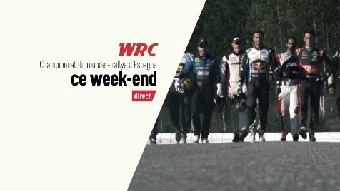 Programme TV Rallye Espagne 2017