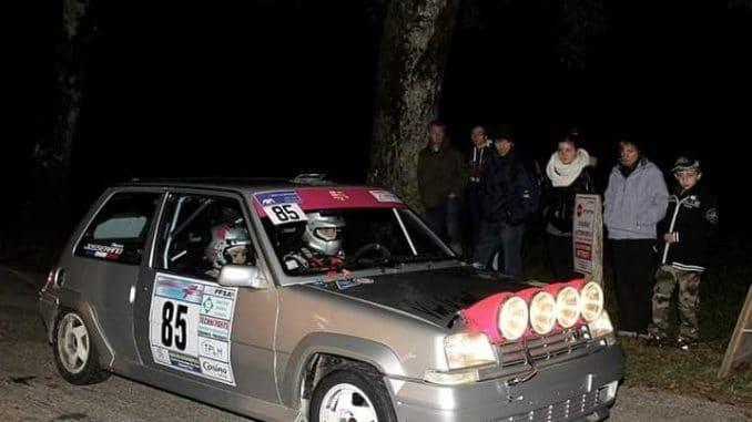 Drame sur le Rallye des Bauges