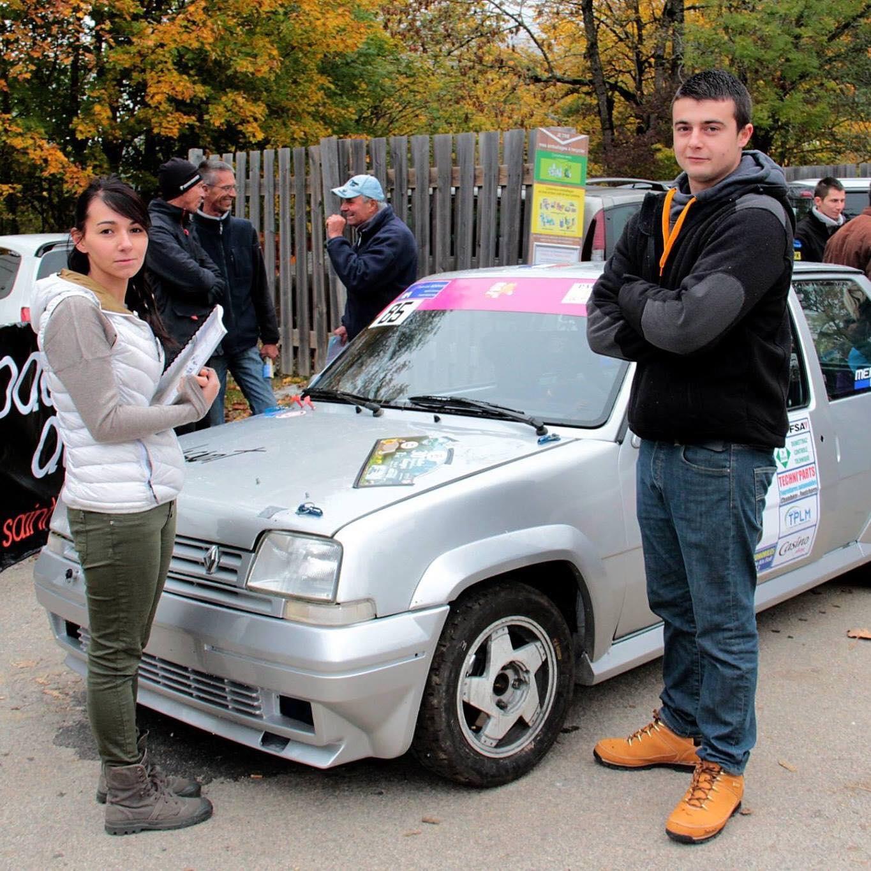 Drame sur le Rallye des Bauges Alison Josserand etRomain Mercuri