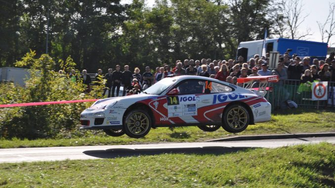 Liste des engagés Rallye des Côtes du Tarn 2017