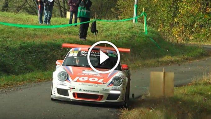 Vidéos Rallye des Côtes du Tarn 2017