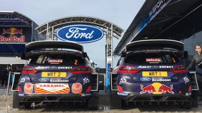 Engagés Rallye de Grande-Bretagne 2017