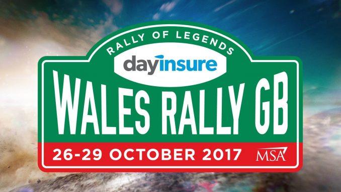 Programme TV Rallye Grande-Bretagne 2017