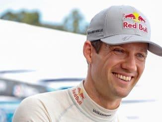 Sébastien Ogier se rapproche du titre de Champion du Monde