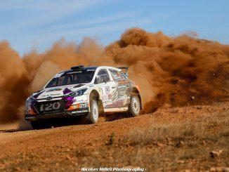 Engagés Rallye Terre du Vaucluse 2017