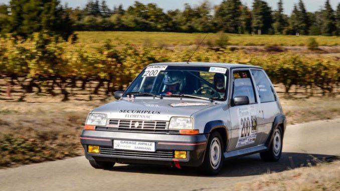 Drame sur le Rallye du Mistral : Ronald Bertetet Philippe Bertrandont tous deux perdu la vie.