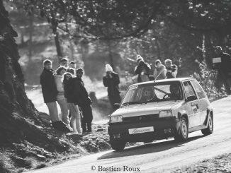 Abandons Rallye du Mistral 2017 VHC. Drame sur le Rallye du Mistral : Ronald Bertetet Philippe Bertrandont tous deux perdu la vie. Photo (c) : Bastien Roux