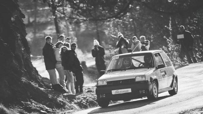 Drame sur le Rallye du Mistral : Ronald Bertetet Philippe Bertrandont tous deux perdu la vie. Photo (c) : Bastien Roux