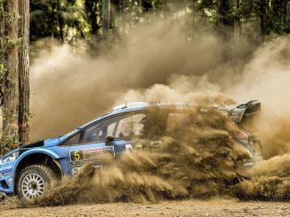 Programme TV Rallye Australie 2017