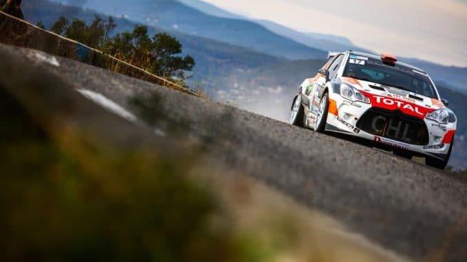 Classement Rallye du Var 2017. Photo (c) : FFSA