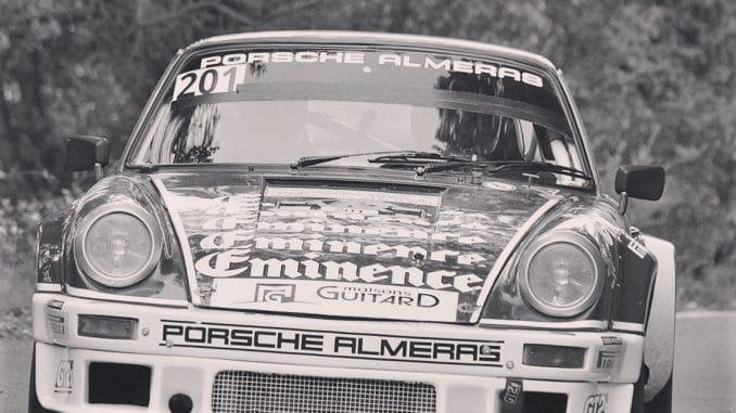 VHC Rallye du Var 2017 Jean-Fançois Mourgues