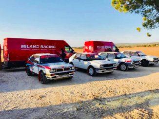 Engagés Rallye Terre de Vaucluse 2017 VHC