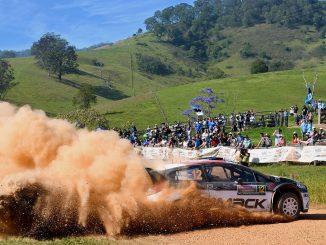 Engagés Rallye Australie 2017