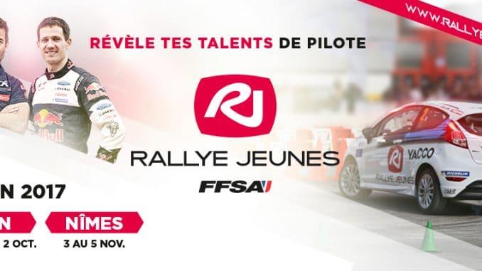 Conseils avant Rallye Jeunes 2017