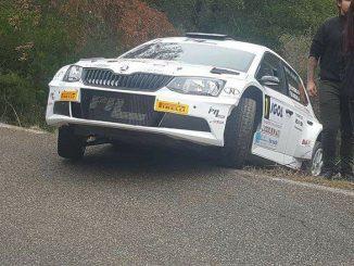 Abandons Rallye du Var 2017