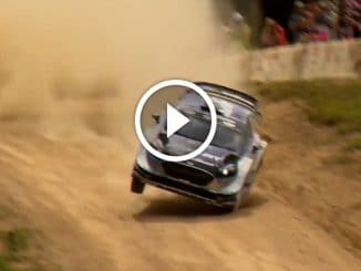 Vidéos Rallye Australie 2017