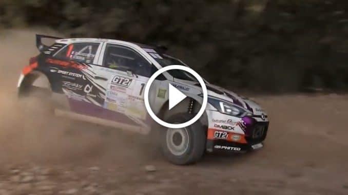 Vidéos Rallye Terre de Vaucluse 2017
