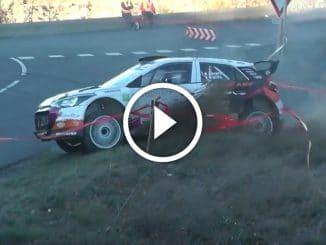 Vidéos Rallye du Fenouilledes2017
