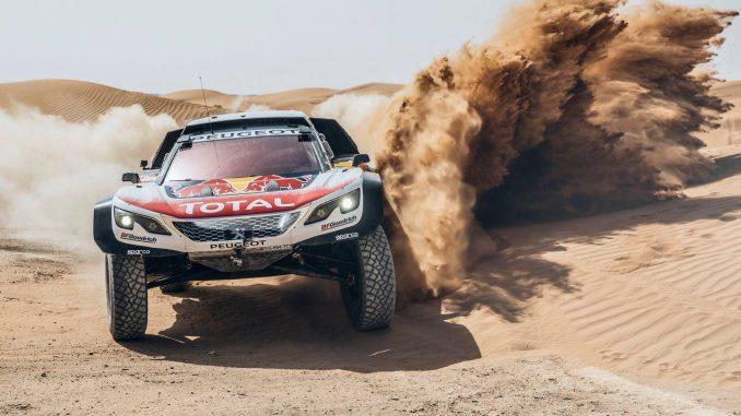 Liste des engagés Dakar 2018