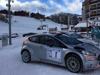 Classement Rallye Hivernal du Dévoluy 2017