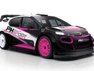PH Sport dispose de sa C3 WRC