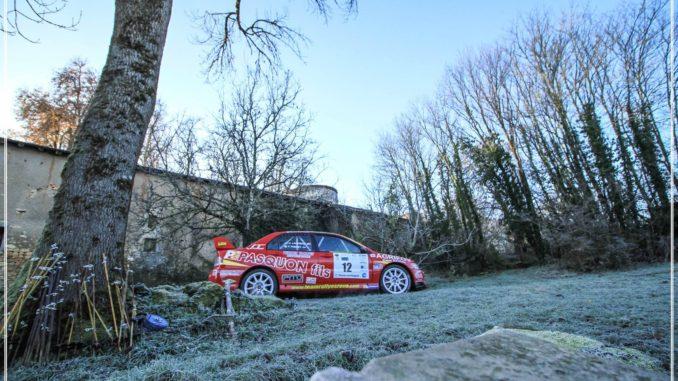 Engagés Rallye du Médoc 2017