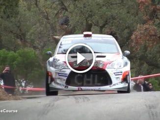 Vidéo : Hugo Margaillan Rallye du Var 2017