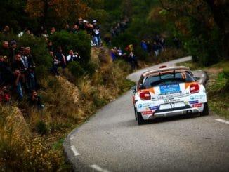 Le Championnat de France des Rallyes sur Canal+