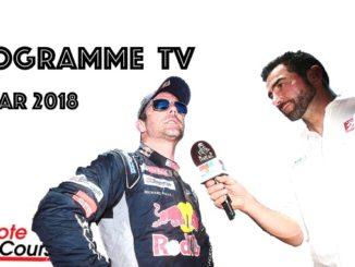 Le Dakar 2018 à la TV : programme