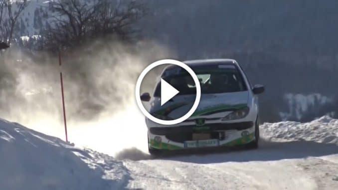 Vidéos Rallye Hivernal du Dévoluy 2017