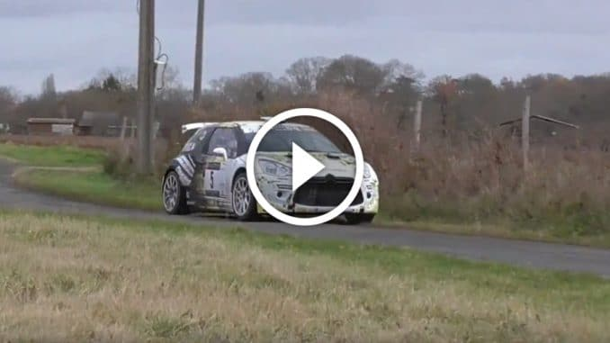 Vidéos Rallye du Médoc 2017