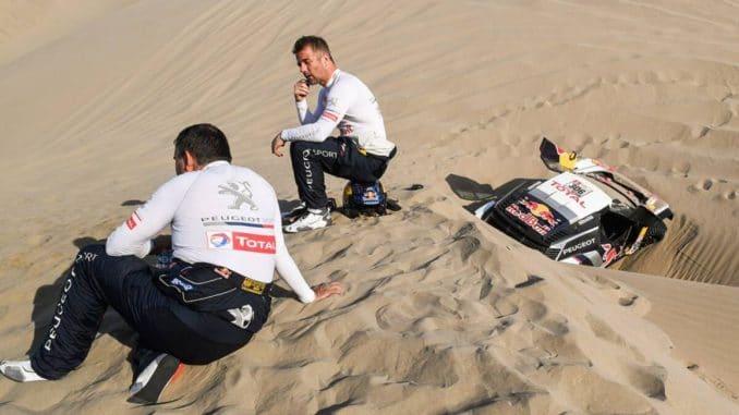Dakar 2019 : ce sera le Pérou ! Abandons Rallye Dakar 2018