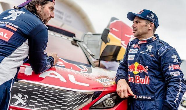 Un Dakar 2018 sans carte pour les copilotes
