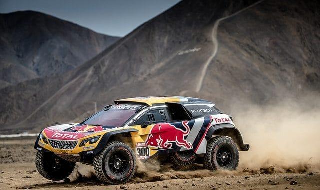 Dakar 2018 : Shakedown OK pour Peugeot Sport