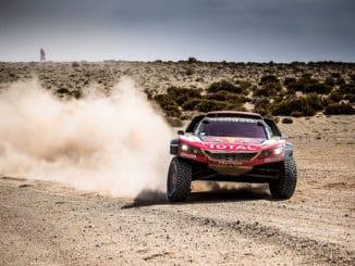 Dakar 2018 Etape 8 : Peter revient