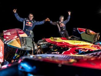 Classement général Rallye Dakar 2018. Les vainqueurs