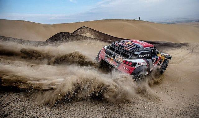 Dakar 2018 Etape 2 :Peugeot réagit