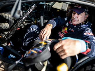 Dakar 2018 : Sainz sanctionné