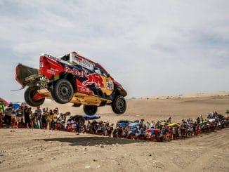 Dakar 2018 Etape 3
