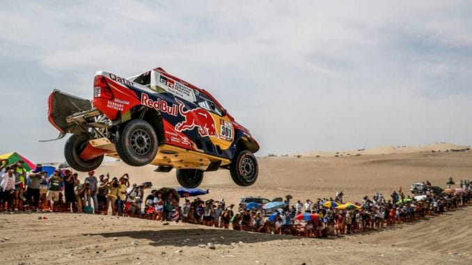 Dakar 2019 : ce sera le Pérou ! - Dakar 2018 Etape 3