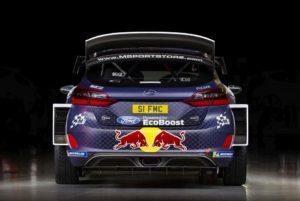 Ford Fiesta WRC M-Sport 2018 Ar