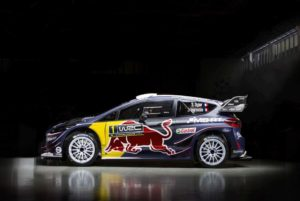 Ford Fiesta WRC M-Sport 2018