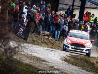 Abandons Rallye Monte-Carlo 2018
