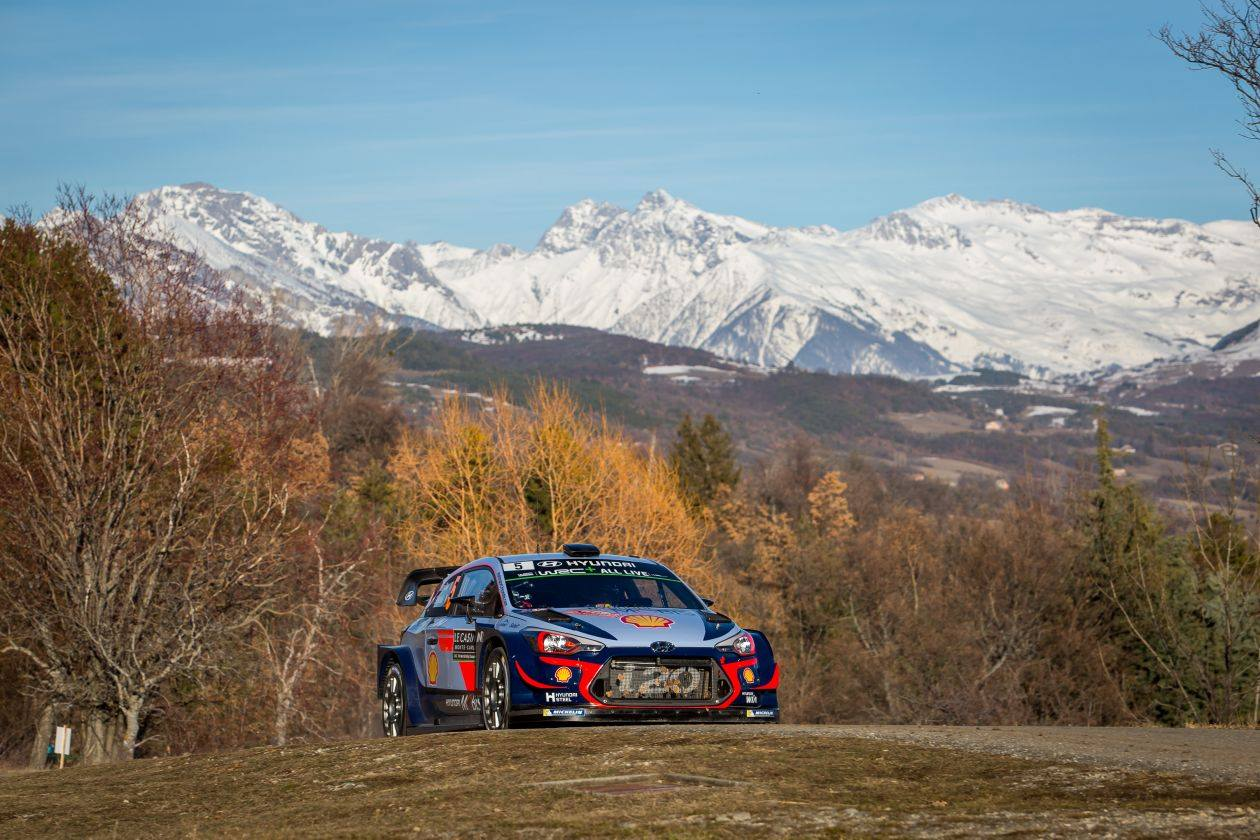 shakedown rallye monte carlo 2018 pilote de course. Black Bedroom Furniture Sets. Home Design Ideas