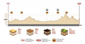 Profil Etape 8 Dakar 2018