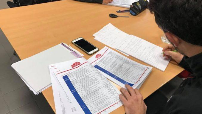Sept finalistes Rallye Jeunes FFSA Copilotes