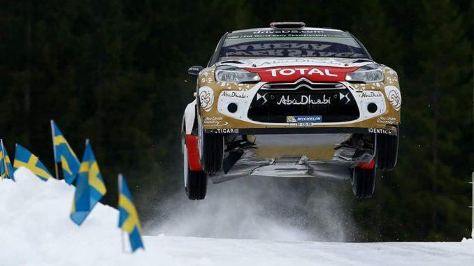 Ostberg en Suède avec Citroën