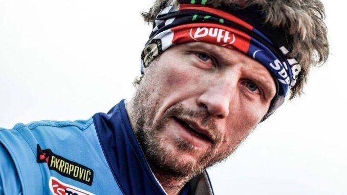 Adrien Van Beveren au Rallye du Touquet 2018
