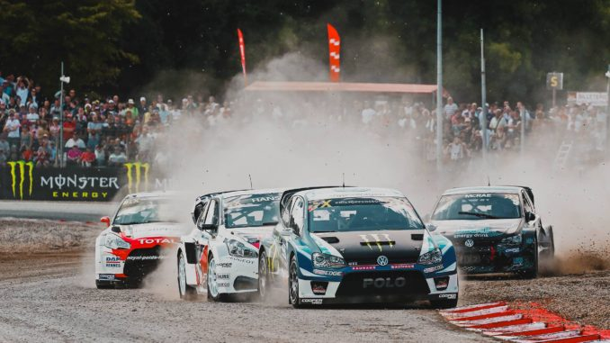 Restrictions en World Rallycross !